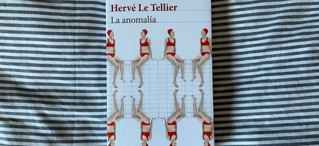 La anomalía de Hervé Le Tellier
