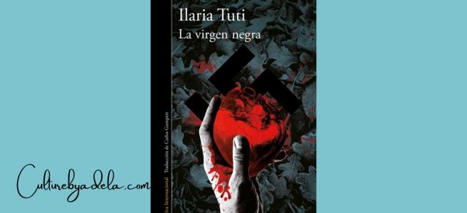 """""""La virgen negra"""", de Ilaria Tuti"""