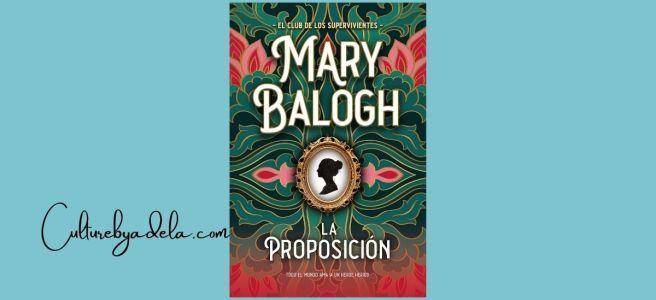 La Proposición, de Mary Balogh, libros recomendados